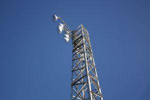 Wireless 4G antenna